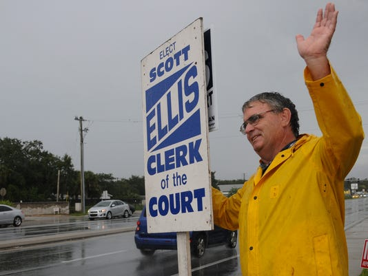 Ellis defeats Infantini in Brevard clerk of courts primary