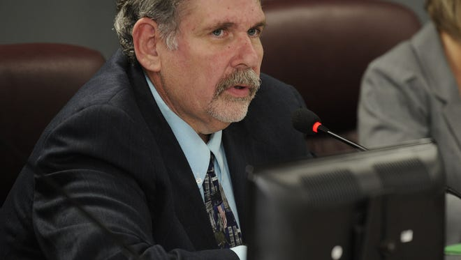 Longtime board member Gary Anderson will serve as board chairman once again.