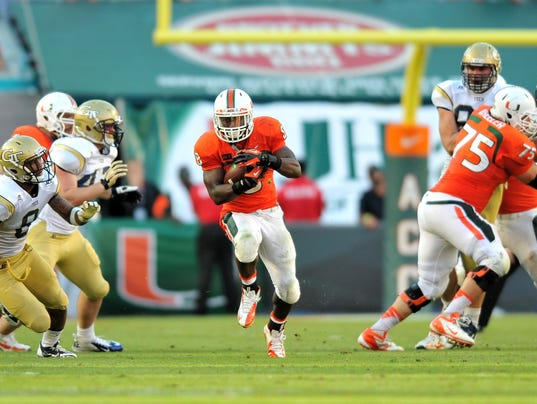 2013-10-05-duke-johnson-miami-hurricanes-football