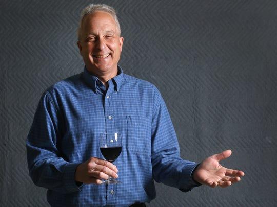 MTSU professor Tony Johnston is a fermentation science