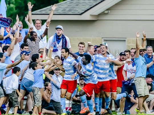 Lansing United men's soccer became a staple of the Lansing athletic community for the five seasons the team existed.