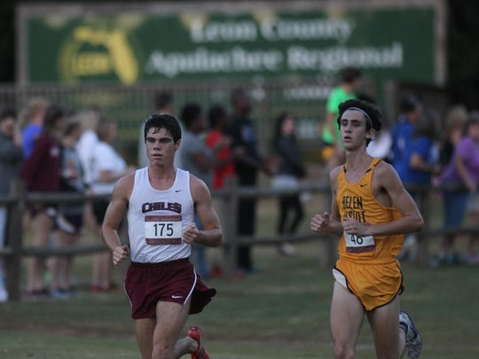 FSU Invitational XC 012