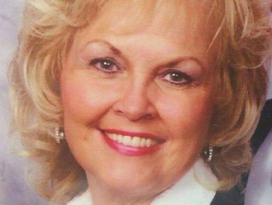 Kay White takes credit for founding the Tri-City Tea