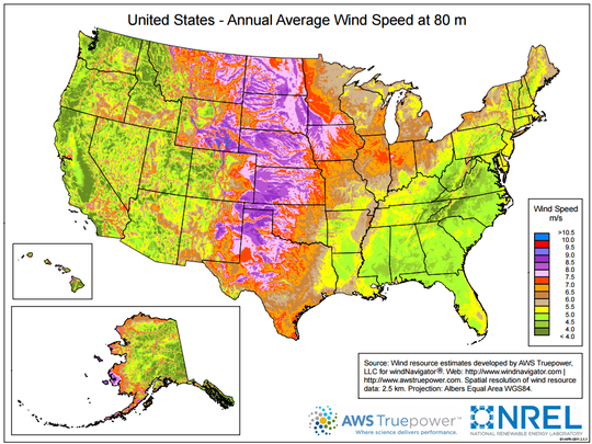 Montana S Top 10 Windiest Cities And Other Wind Facts
