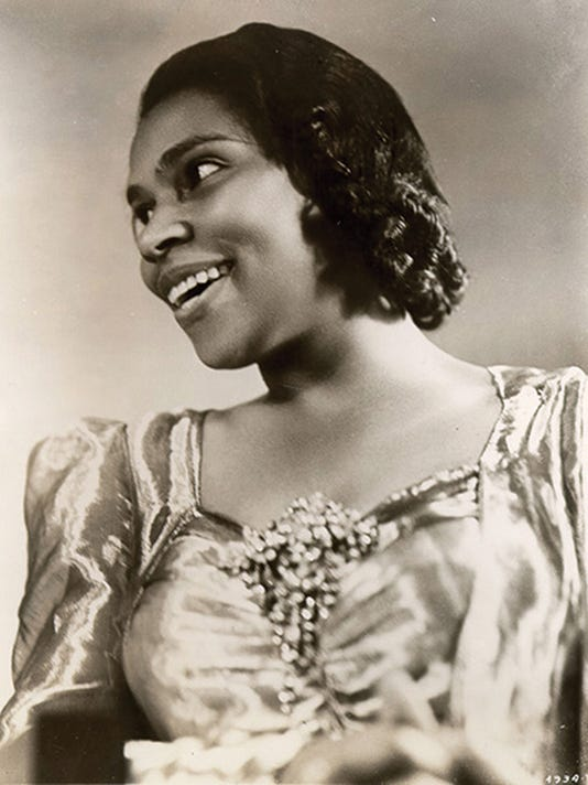 Lawrence To Revisit 1941 Concert Of Marian Anderson