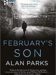 """""""February's Son"""" by Alan Parks"""