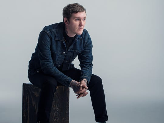 "Brian Fallon released the solo album ""Sleepwalkers"" in February."