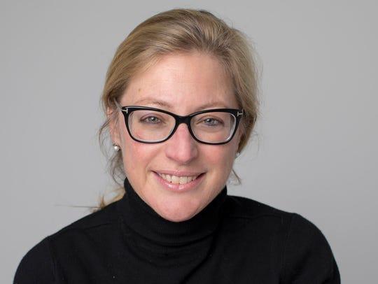 Detroit Free Press reporter Phoebe Wall Howard