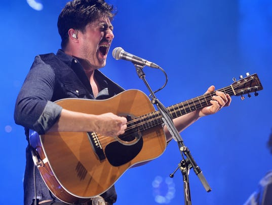 Mumford And Sons In Concert - New York, NY