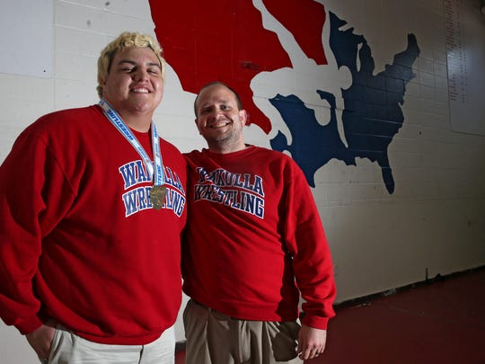 Wakulla senior Jacob Marin is the 2016-17 All-Big Bend Wrestler of the Year after winning a 1A state title, while Wakulla's Will Pafford is the All-Big Bend Coach of the Year.