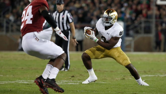 Notre Dame Football Depth Chart Looking Ahead To 2018