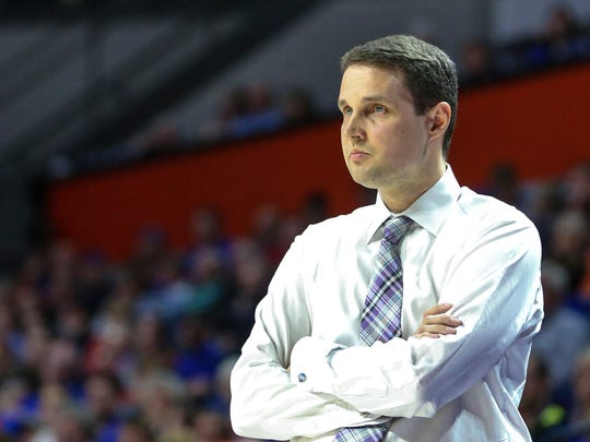 LSU basketball coach Will Wade has been suspended.