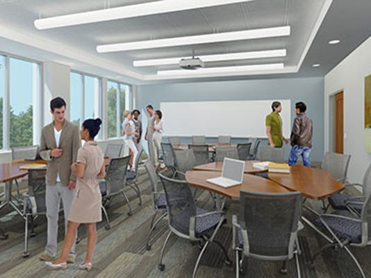 UE Hyde Hall renovations