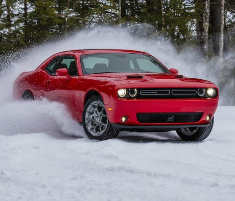 2017 Challenger is first to be offered with all-wh...