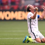 Discuss Abby Wambach's book with Jeff DiVeronica Tuesday at the library