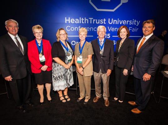 HealthTrust Award