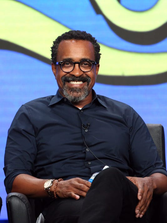 Tim Meadows on how to work with a character whoís not really there
