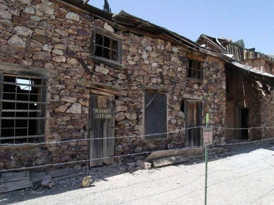 Vulture Mine assay office (1884)