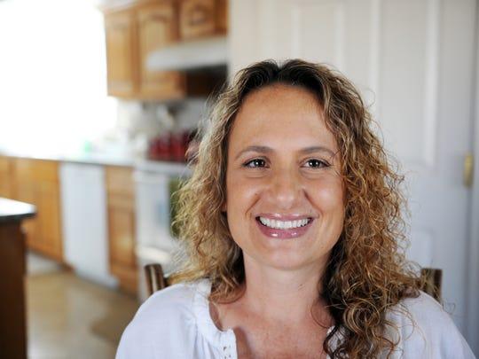 Samantha Smith Frutkin is a three-time cancer survivor.