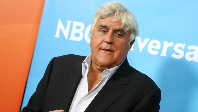 Jay Leno will perform at Hilbert Circle Theatre in 2017.