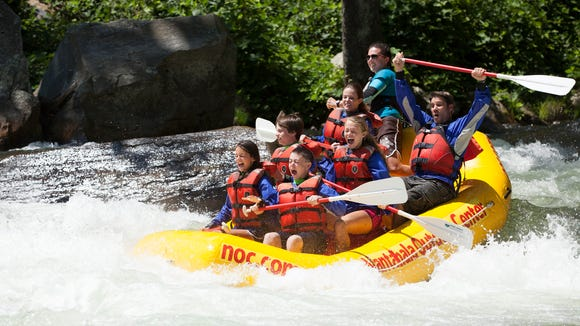 The Nantahala Outdoor Center kicks off water sports season with Memorial Day specials.