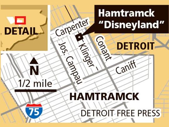 "Hamtramck ""Disneyland"""
