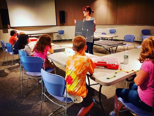Roberson Museum and Science Center plans STEAM spring break camps from April 2-6.
