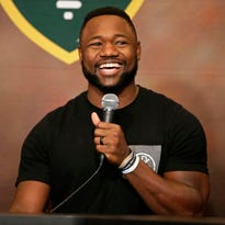 Clubhouse Live! with Ty Montgomery Oct. 17, 2016