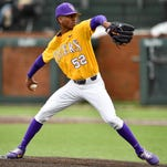 LSU's Ma'Khail Hilliard beats Auburn ace Casey Mize to give LSU NCAA-important 6-2 victory