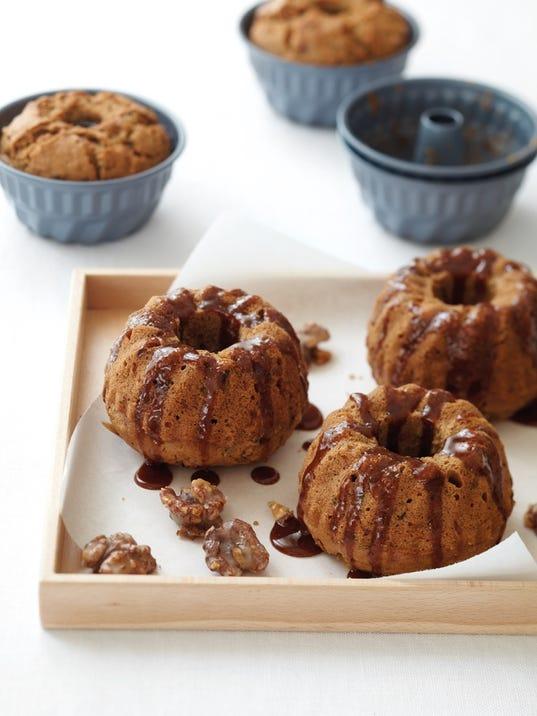 Taber Vanilla Mini Bundt Cakes