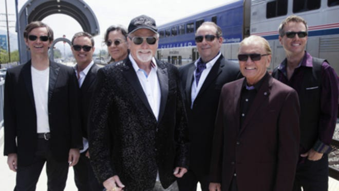 The Beach Boys will perform at 8 p.m. Aug. 26 at the Abraham Chavez Theatre, in El Paso. Tickets range in price from $42.50 to $95 plus fees. Tickets are available through Ticketmaster outlets, 800-745-3000 and ticketmaster.com.