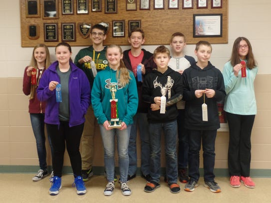 St. John's Lutheran School of Two Rivers hosted its