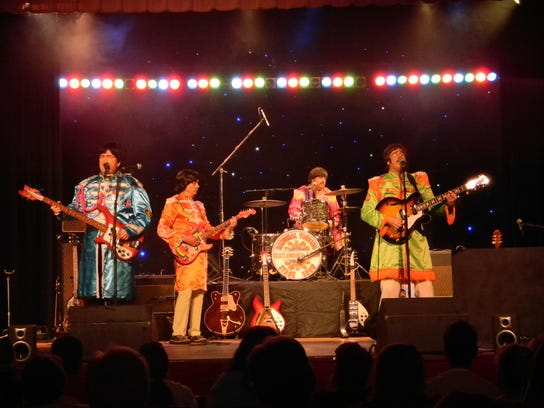 """Beatlemania Again"" covers a wide spectrum of The Beatles'"