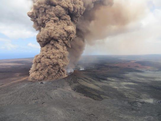Hawaii Volcano (2)