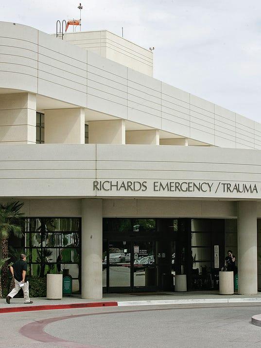 Desert Regional Hospital Emergency Room