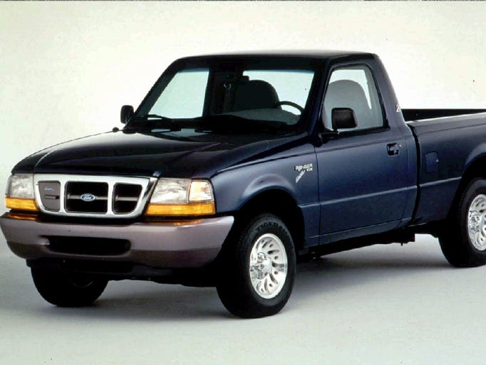 Ford Ranger Through The Years