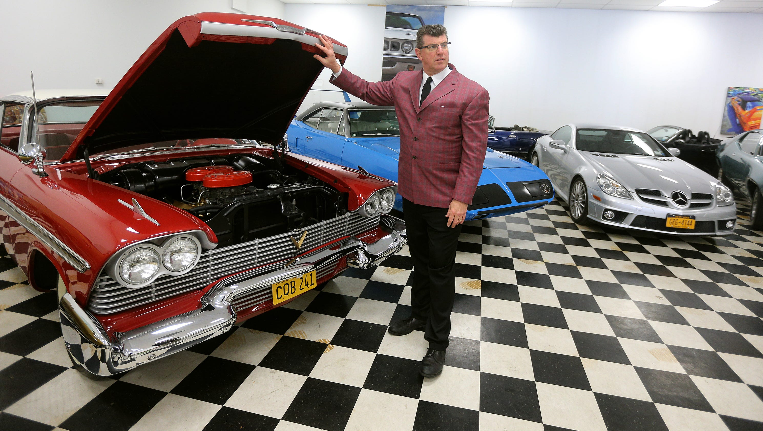 muscle car museum coming to downtown rochester with cgi expansion. Black Bedroom Furniture Sets. Home Design Ideas