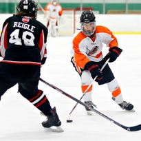 Central York ice hockey team rolls to win in its CPIHL Rothrock Division playoff opener