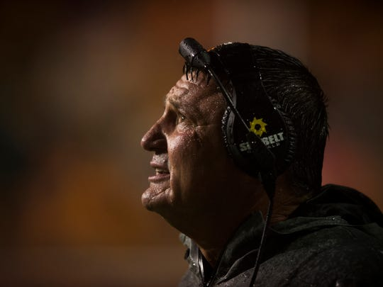 LSU head coach Ed Orgeron suffered several bad losses during his first year at Baton Rouge, and made changes going into Year 2.
