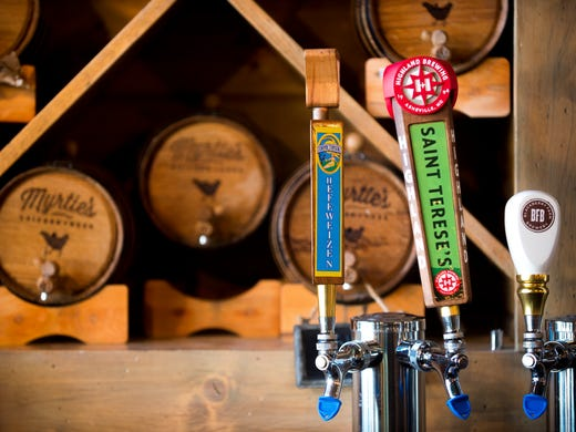 Craft Beer Downtown Knoxville