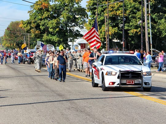 The Route 40 Festival is back again Saturday in Downtown Hebron.