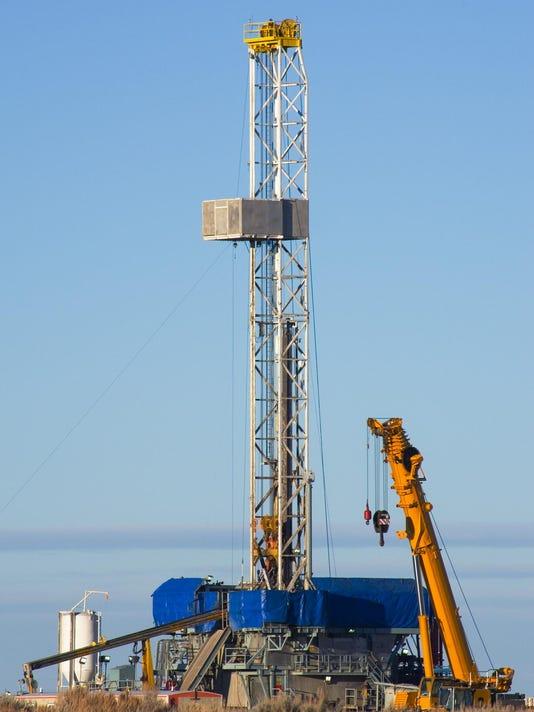 fracking well 2
