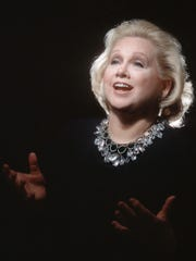 In this undated photo released by The New York Philharmonic,