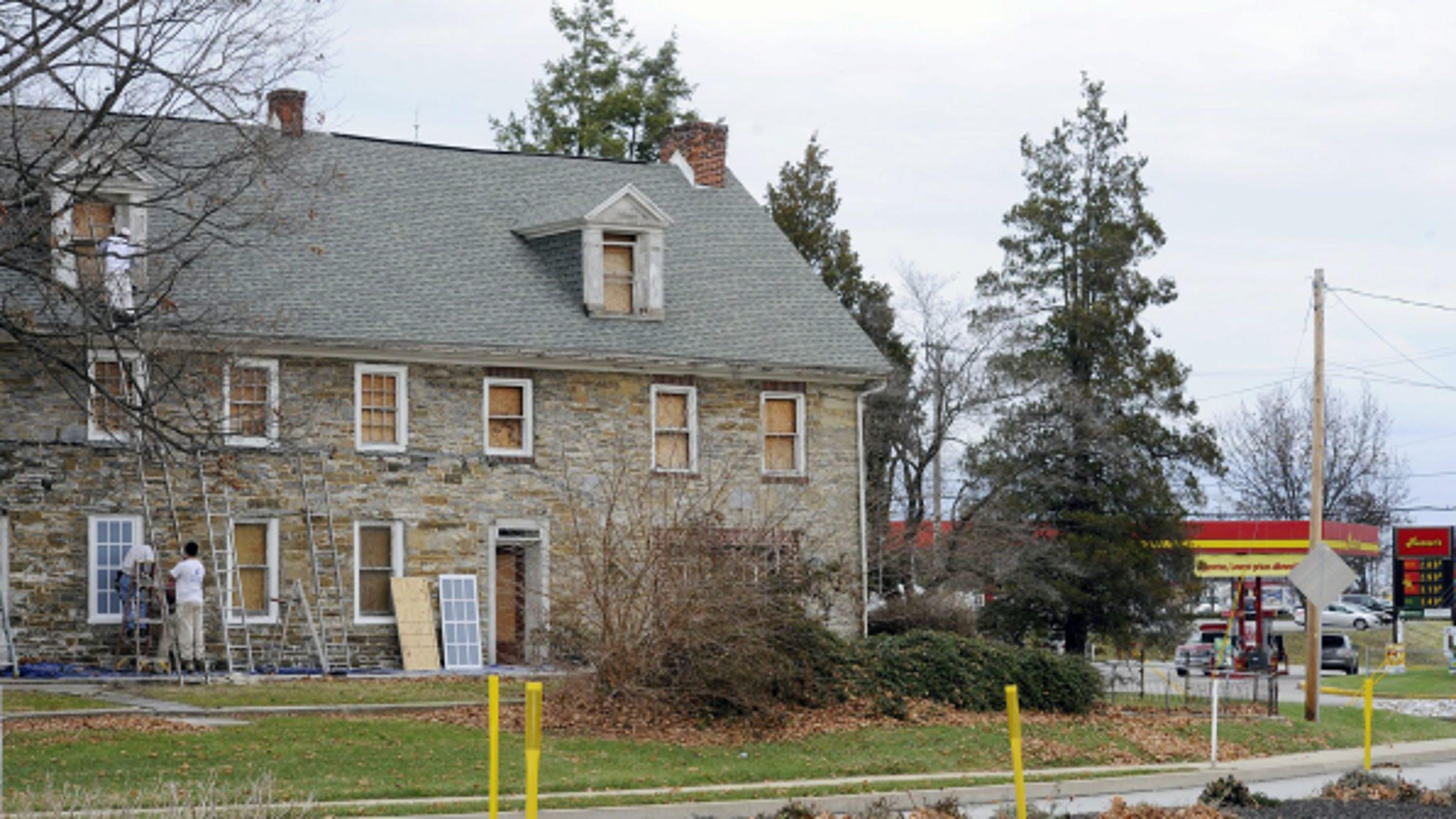 The Hoke House Spring Grove S Hoke House Saved For Now