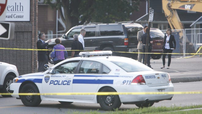 A mass shooting on Aug. 19 at 500 Genesee St. killed three people and wounded four people.