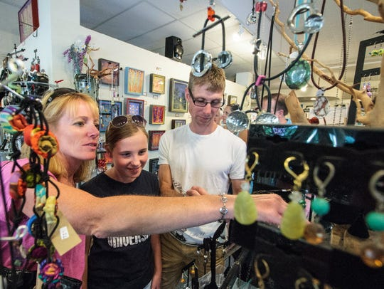 A downtown Waukesha art crawl is from 4 to 10 p.m.
