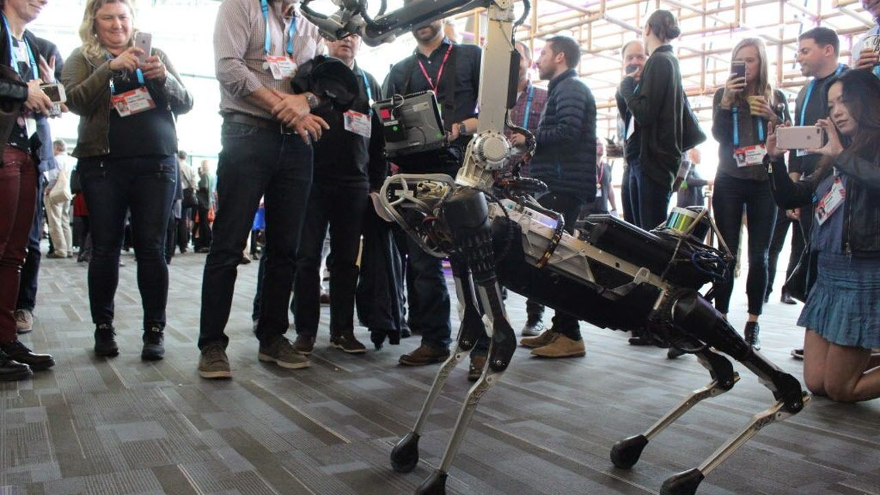 Softbank Reaches A Deal To Buy Boston Dynamics From Alphabet