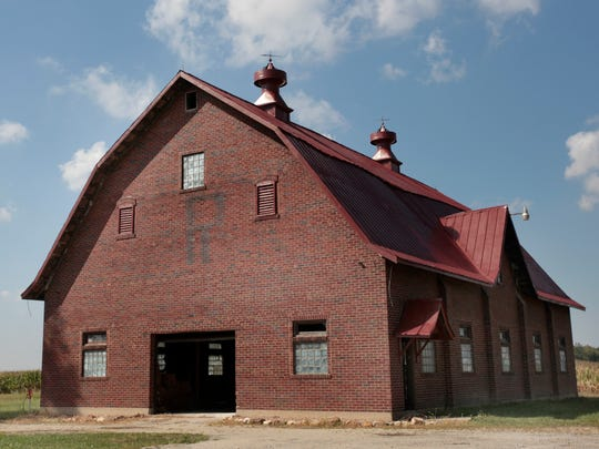 The Riggin Brick Barn Fest is set for Saturday and Sunday. There will be music and vendors at the second annual event.