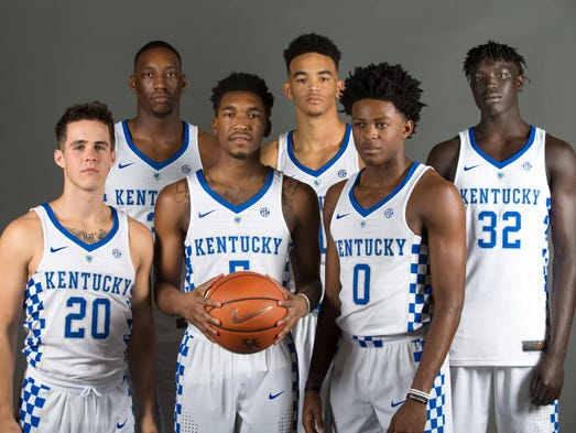 Uk Basketball Players: Game Times, TV Listings Finalized