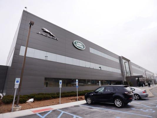 Mahwah Jaguar Land Rover 1